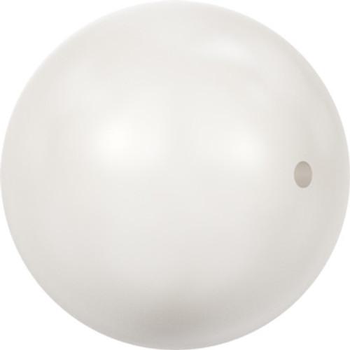BULK White 10mm Swarovski® Glass Pearls