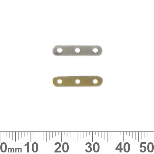BULK Thin 3 Strand Spacer Bars