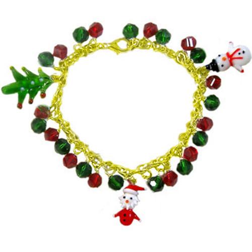 Christmas Charm Bracelet Kit