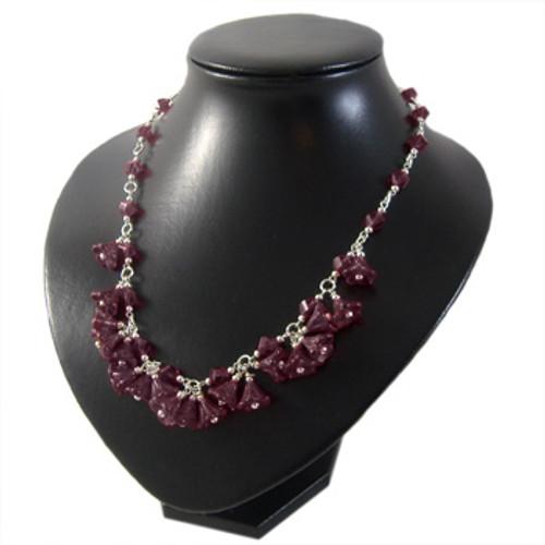 Flower Drop Necklace Kit