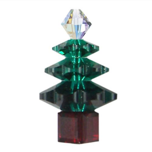 BULK Emerald/Siam/Crystal AB Swarovski® Christmas Tree Sets