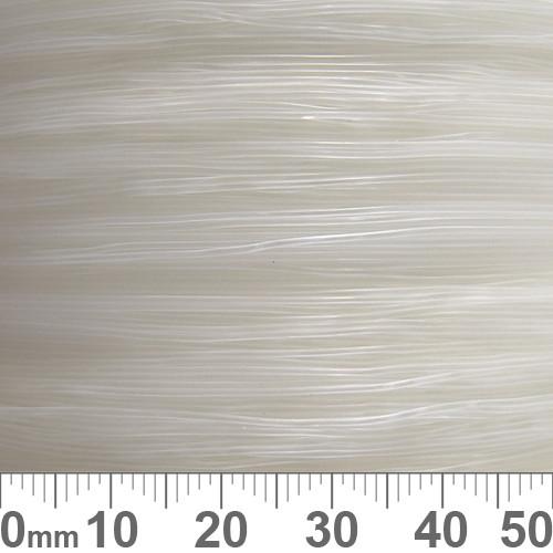 BULK 0.8mm Beading Elastic (10m)