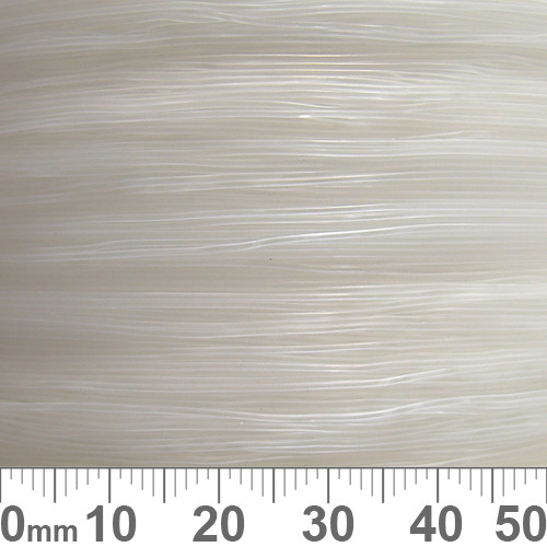 BULK 0.8mm Round Beading Elastic (10m)