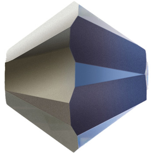 BULK 6mm Crystal Heliotrope Swarovski® Bicones