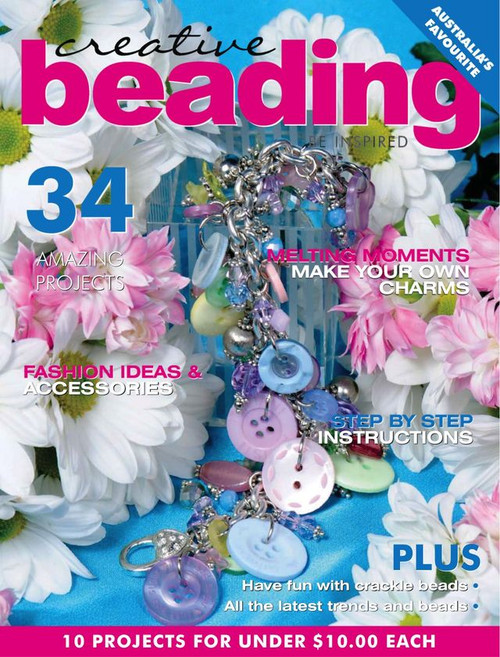 CLEARANCE Creative Beading Vol 11 No 2