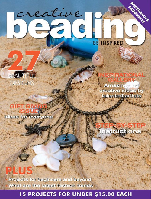 CLEARANCE Creative Beading Vol 12 No 5