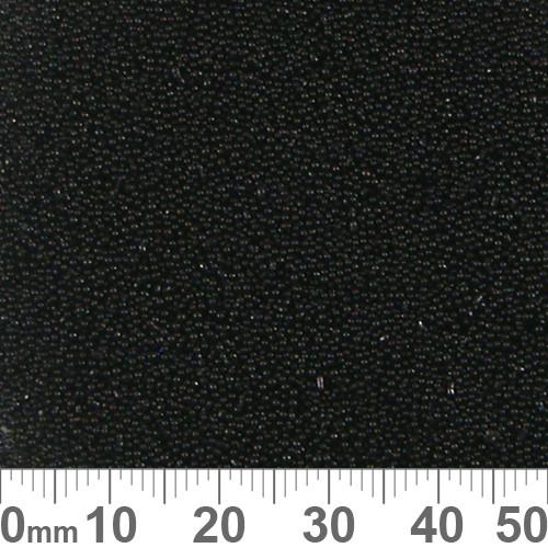 Black Micro No Hole Beads