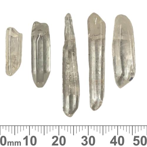 Small Quartz Crystal Point (Random Size)