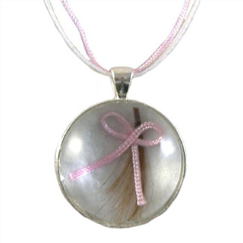 Baby Memories Pendant Necklace Kit (Pink)