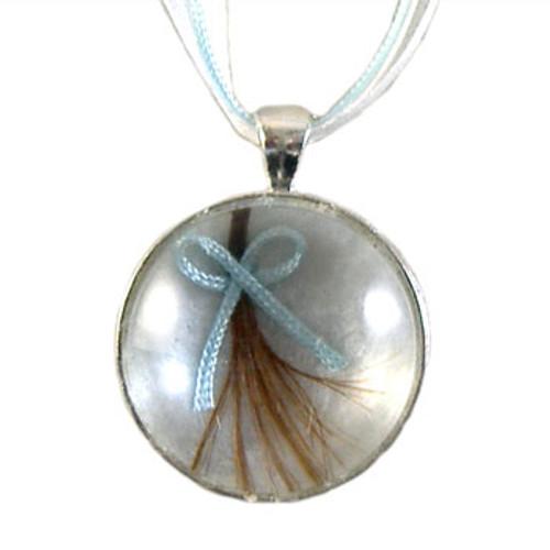 Baby Memories Pendant Necklace Kit (Blue)