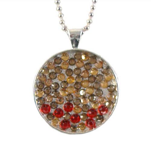 Sparkly Mosaic Pendant Necklace Kit