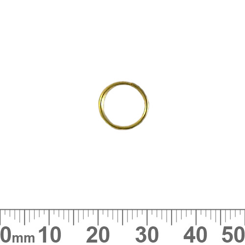 10mm Double/Split Jump Rings