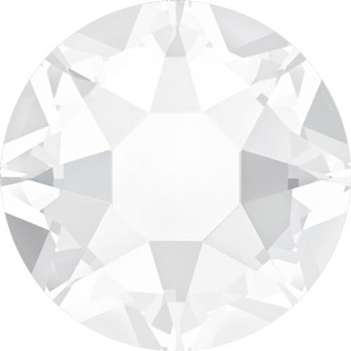 BULK Swarovski® SS16 Hotfix Xilion Rose Flatback Crystal Clear