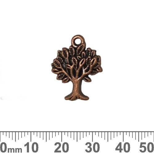 BULK Tree of Life Metal Charms
