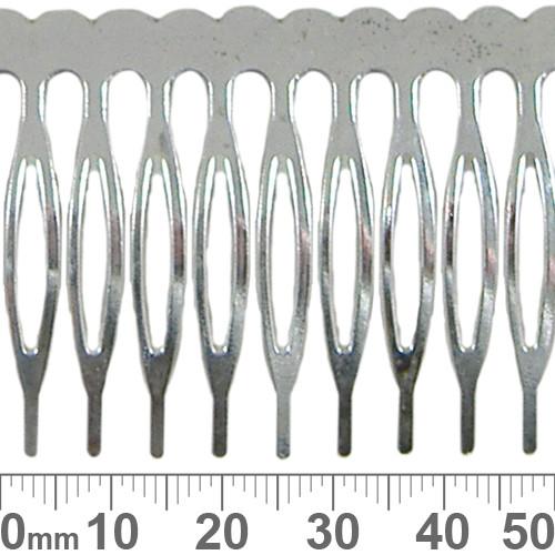 Metal Haircomb