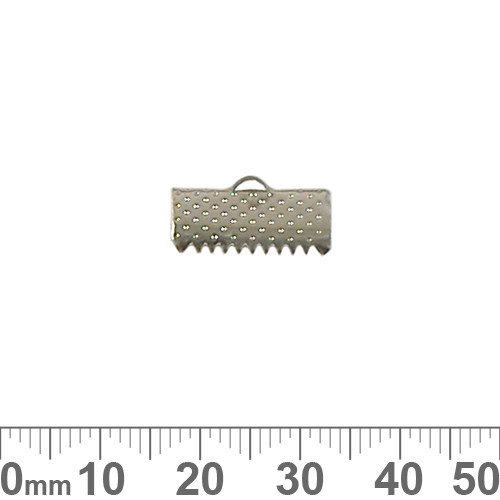 16mm Material Crimp Ends