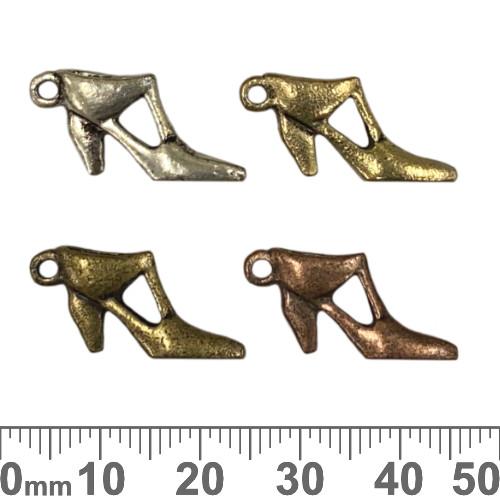 Shoe Metal Charms