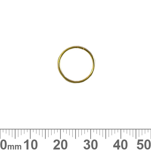 12mm Double/Split Jump Rings