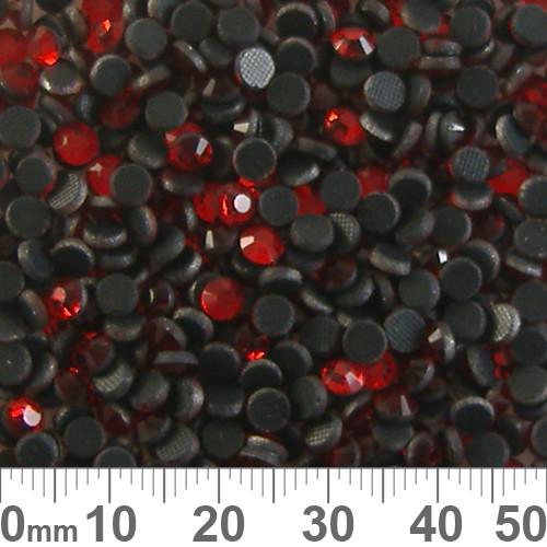 BULK A-Grade 4mm Dark Siam Red Hot Stick Crystals