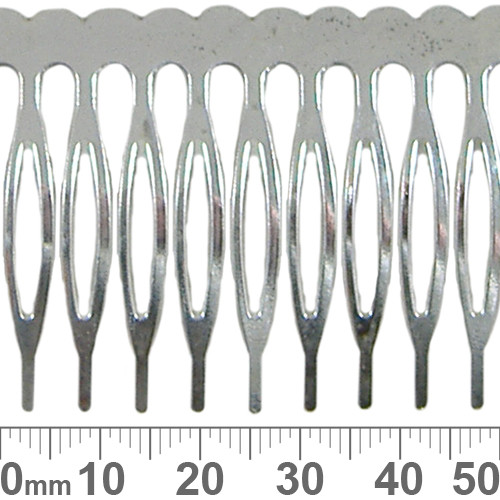 BULK Metal Haircombs