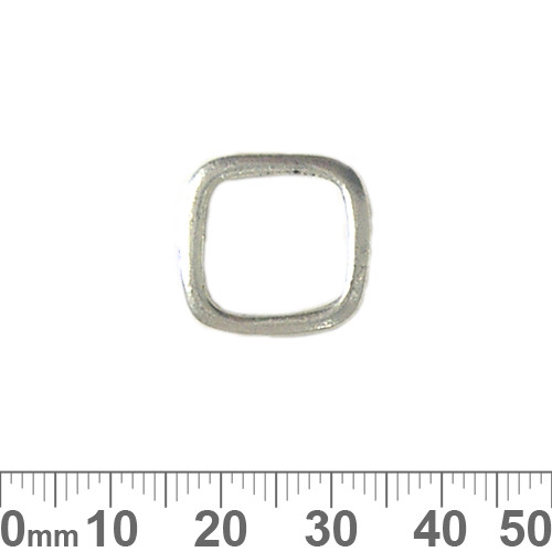 BULK 17mm Closed Square Rings