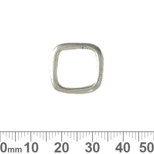 BULK 17mm Closed Square Rings
