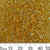 11/0 S/L Gold Delica Seed Beads