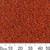 15/0 Orange Red S/L Chinese A-Grade Seed Beads
