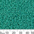 11/0 Opaque Teal Chinese A-Grade Seed Beads