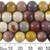 Mookaite 10mm Round Beads
