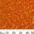 11/0 S/L Orange Delica Seed Beads