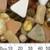 Bone/Cream Czech Glass Bead Mix