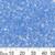 BULK Light Blue A-Grade 4mm Bicones