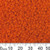 8/0 Opaque Orange Japanese Seed Beads