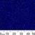 11/0 Opaque Cobalt Blue Delica Seed Beads