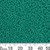 15/0 Opaque Turquoise Green Japanese Seed Beads