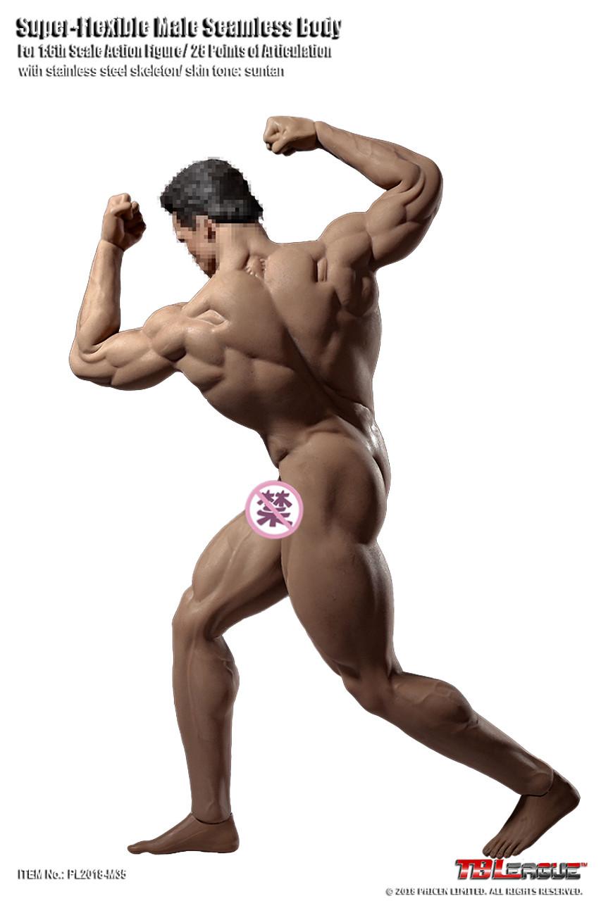 TB League Phicen Super Flexible Male 1//6 Boxed Figure PL2018-M35