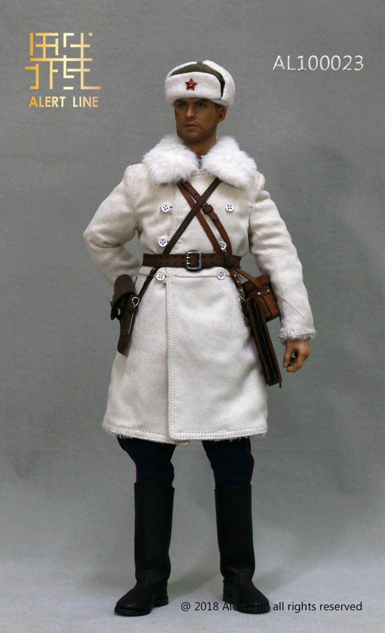 1//6 Alert Line Russian Soviet 100024 Red Army Senior Lieutenant Binocular Set