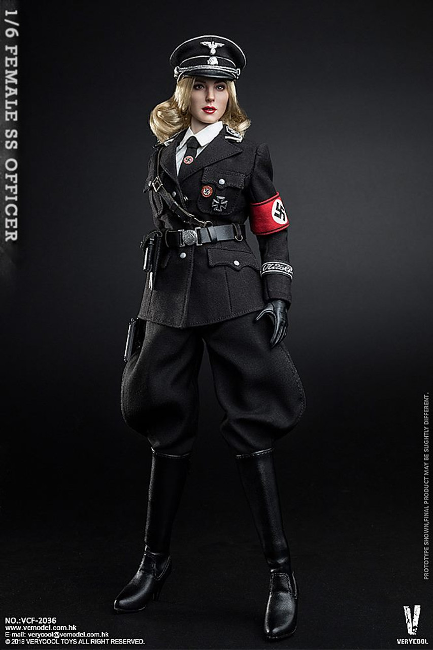 """VERYCOOL VCF-2036 1:6th Female Officer Belt and strap For 12/"""" Figure"""