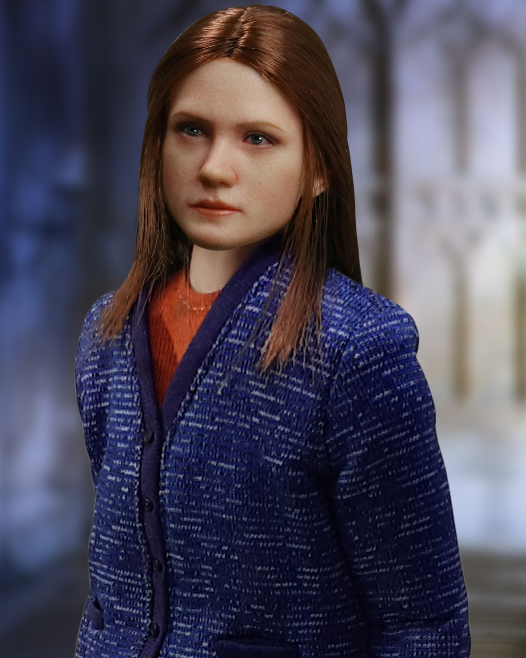 Star Ace Toys SA0063 Harry Potter 1//6 Scale Ginny Weasley Action Figure