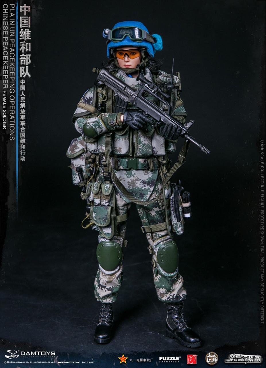 Tactical Lamp Model DAM 78067 1//6th Peacekeeping Operation Soldier Helmet