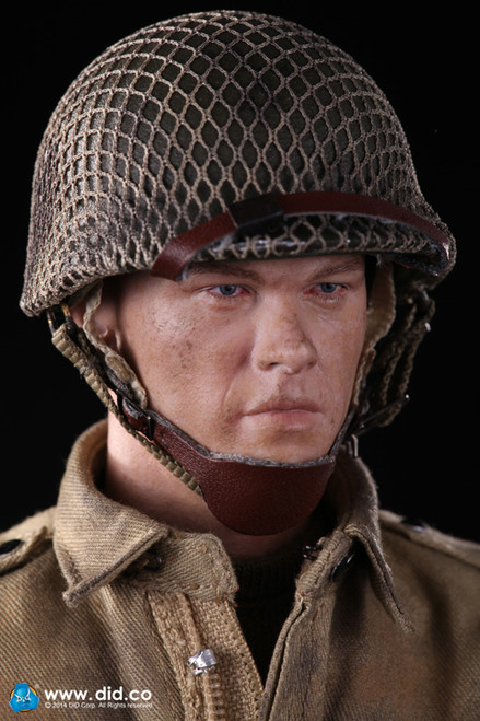 [DID-A80097S] DID WWII American 101st Airborne Division - Ryan Special Edition Action Figure Boxed Set