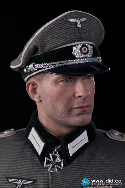 [DID-D80094] DID WWIII German WH Infantry Captain Thomas Action Figure Boxed Set