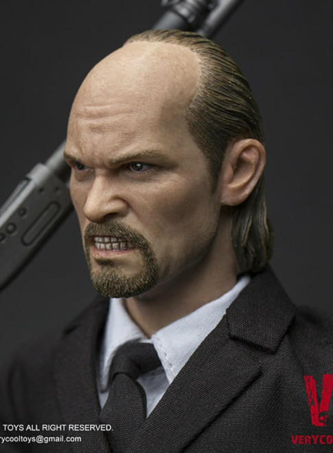 """[VCF-3008] Medicated Psychopath """"James"""" 1:6 Scale Action Figure Boxed Set"""