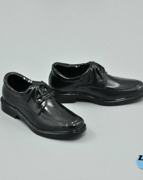 [ZY-7023] ZY Toys Dress Lace-ups Shoes For 1:6 Scale Male Bodies