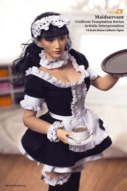 [PL-2014-35] Phicen Limited Maidservant - Uniform Temptation Series 1:6 Female Figure