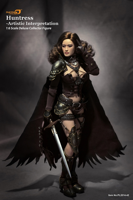 [PL-2014-42] Phicen Limited Huntress Deluxe Collector Figure 1:6 Female Figure