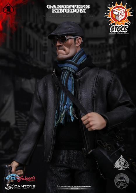 [DAM-GK001EX] DAM Toys Gangsters Kingdom  - Spade J (STGCC) Show Exclusive