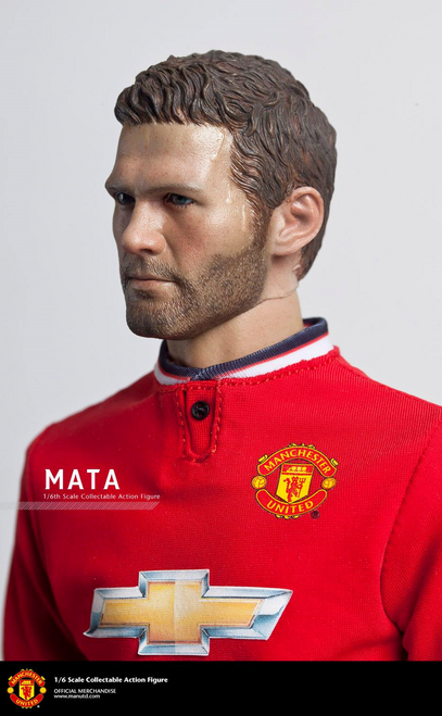 [ZC-155] ZC World Manchester United Mata 2014-15 Home kit and Away kit