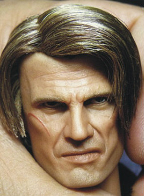 [BLT-010] BELET- Character Head Sculpt with Real Hair 10